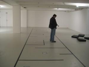 Reconstitution du Labyrinthe du GRAV (1963-2013)- Galerie Art & Essai (Rennes 2)